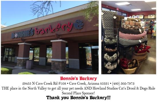 Bonnie's Barkery