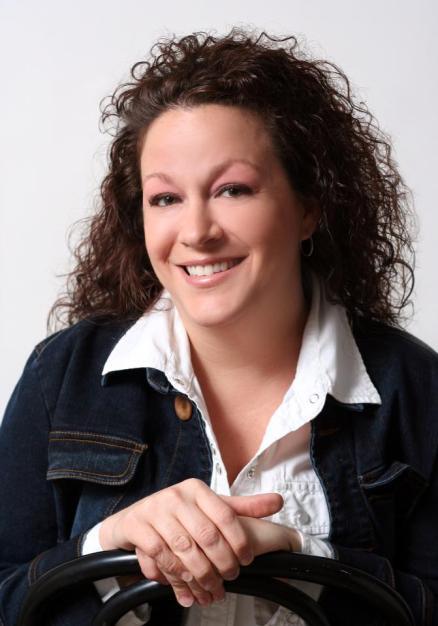 Comedian Jill Bryan